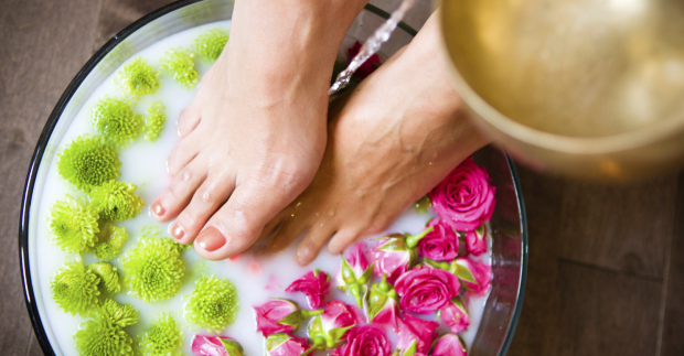 The Healing Benefits Of Foot Baths: Beyond Ultimate Tranquility